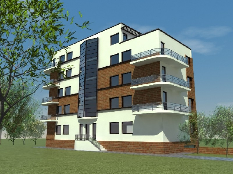 Proiect case moderne in cluj for Case moderne